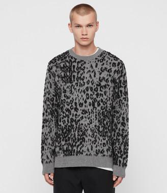 AllSaints Wildcat Crew Sweater