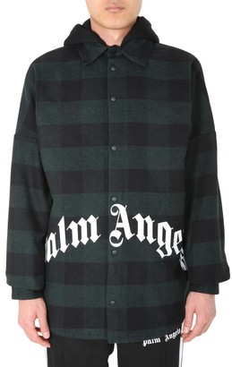 Palm Angels Hooded Jacket