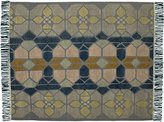 CB2 Hand-Knotted Stained Glass Rug