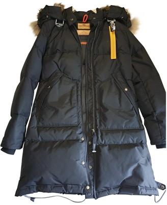 Parajumpers Black Faux fur Coat for Women