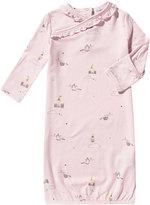 Angel Dear Unicorn Gown w Ruffles, Size 0-3 Months