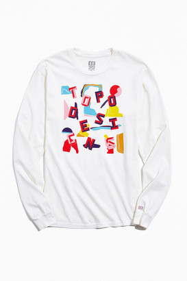 Topo Designs Typo Long Sleeve Tee