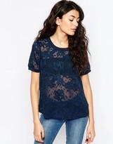 Vila Zona Short Sleeve T-Shirt