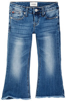 Hudson Annie Flare Crop Jean (Big Girls)