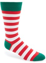Hot Sox Men's Stripe Socks