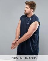 Slazenger Plus Sleeveless Gym Vest