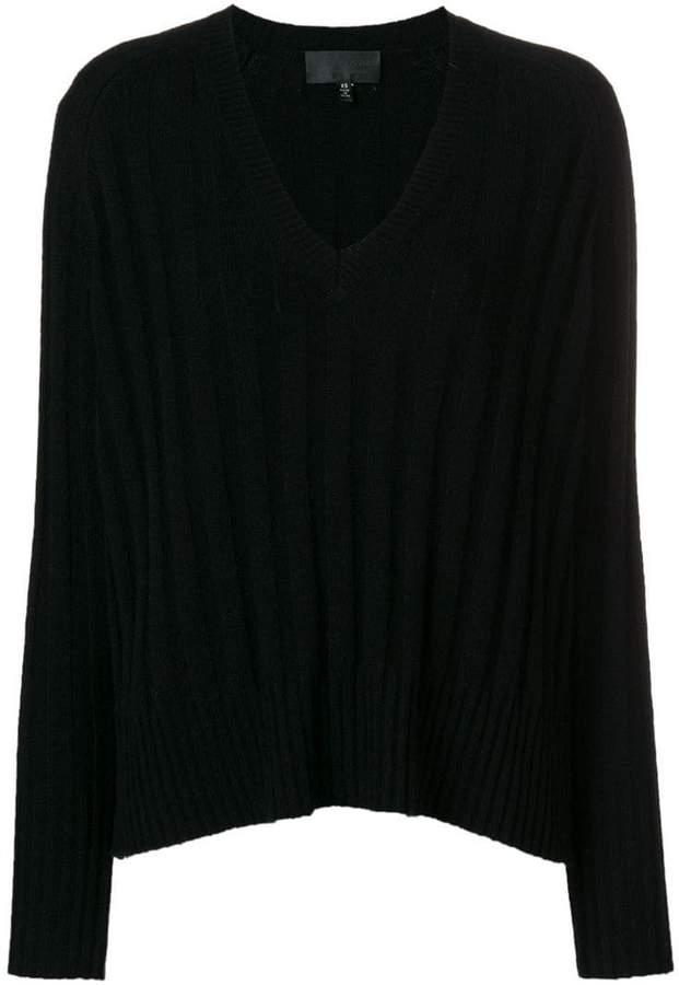 Nili Lotan Maddox V-neck sweater