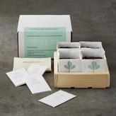 Basic Heirloom Seed Kit with Soil