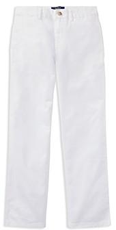 Ralph Lauren Polo Boys' Slim-Fit Cotton Pants - Big Kid