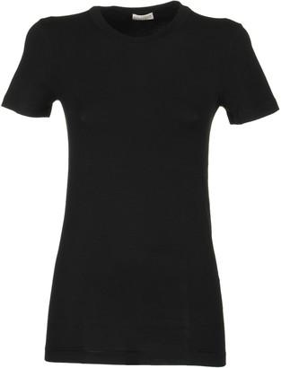 Brunello Cucinelli Short Sleeve T-shirt Stretch Cotton Jersey T-shirt With Monili