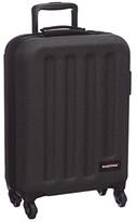 Eastpak Tranzshell S (Black Denim) Luggage