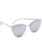 Quay Supergirl Sunglasses