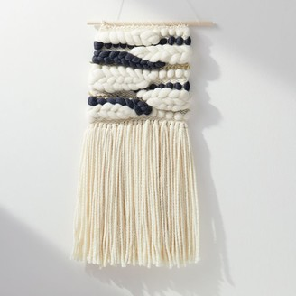 west elm Sunwoven Natural Wall Hanging - Extra Large
