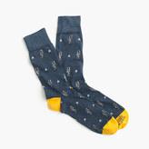 Corgi CorgiTM lightweight pattern socks