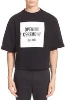 Opening Ceremony Men's Logo Sweatshirt Tee