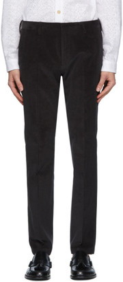 Paul Smith Green Corduroy Trousers