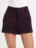 Alice + Olivia Paula Paisley Shorts