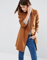 Warehouse Clean Tailored Coat