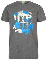 BOSS GREEN Teeos Graphic Logo T-Shirt