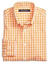 Brooks Brothers Boys' Non Iron Gingham Shirt - Big Kid