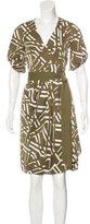 Diane von Furstenberg Silk Isabella Dress