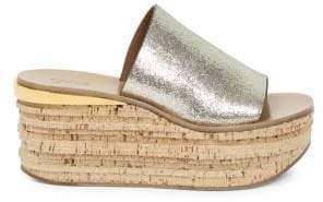 Chloé Camille Platform Sandals
