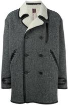 Antonio Marras oversize double-breasted coat