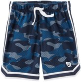 Osh Kosh Boys 4-12 Camouflaged Mesh Active Shorts