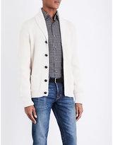 Tom Ford Shawl Collar Knitted Cardigan