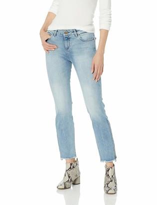 DL1961 Women's Mara Instasculpt Slim Straight Ankle Jean