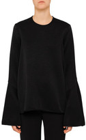 Ellery Backlash Flare Sleeve Top