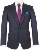 House of Fraser Men's Alexandre of England Pin Dot Tailored Fit Suit Jacket