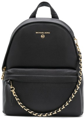 MICHAEL Michael Kors MD chain detail backpack
