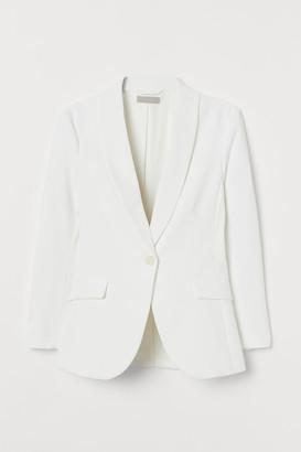 H&M Shawl-collar Blazer