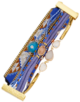Hipanema Cobalt Friendship Bracelet