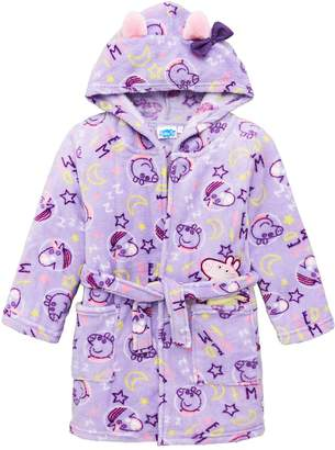Peppa Pig Dressing Gown - Purple