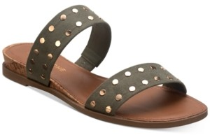 Sun + Stone Easten Slide Sandals, Created for Macy's Women's Shoes
