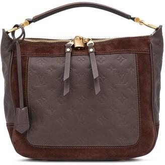 Louis Vuitton Pre-Owned Monogram Print Shoulder Bag