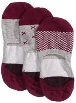 Bar III Men's No-Show 3-Pack Socks, Created for Macy's