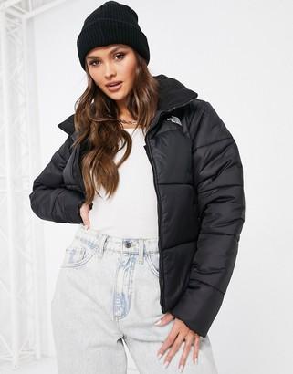 The North Face Saikuru puffer jacket in black