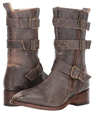 Bed Stu Blanchett (Teak Lux) Women's Boots