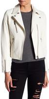 Doma Reed Genuine Leather Moto Jacket