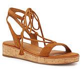 Frye Miranda Gladiator Lace Up Sandals