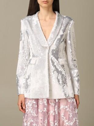 Be Blumarine Sequined Jacket