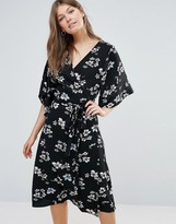 Sugarhill Boutique Boho Wrap Dress