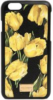 Dolce & Gabbana Tulips Printed Iphone 6 Case