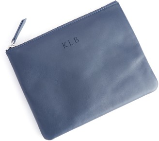 Royce Leather Royce New York Personalized Small Travel Pouch