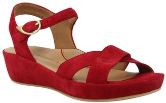 L'Amour des Pieds Leather Sandals - Casimiro