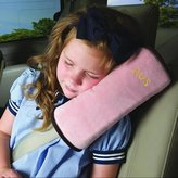 AUS Car Belt Pillow,Beyoung (TM) Children Baby Safety Strap Plush Soft Cushion Headrest Neck Support Pillow Shoulder Cover Pad for Car Safety Seatbelt