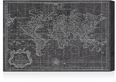 Oliver Gal World Map 1778 Wall Art, 30 x 20
